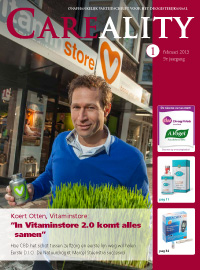 Careality nummer 1 2013 Cover