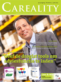 Careality nummer 3 2013 Cover