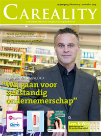 Careality nummer 5 2013 Cover