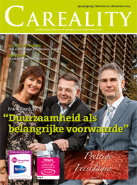 Careality nummer 6 2013 Cover