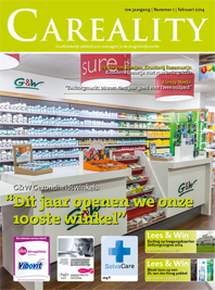 Careality nummer 1 2014 Cover