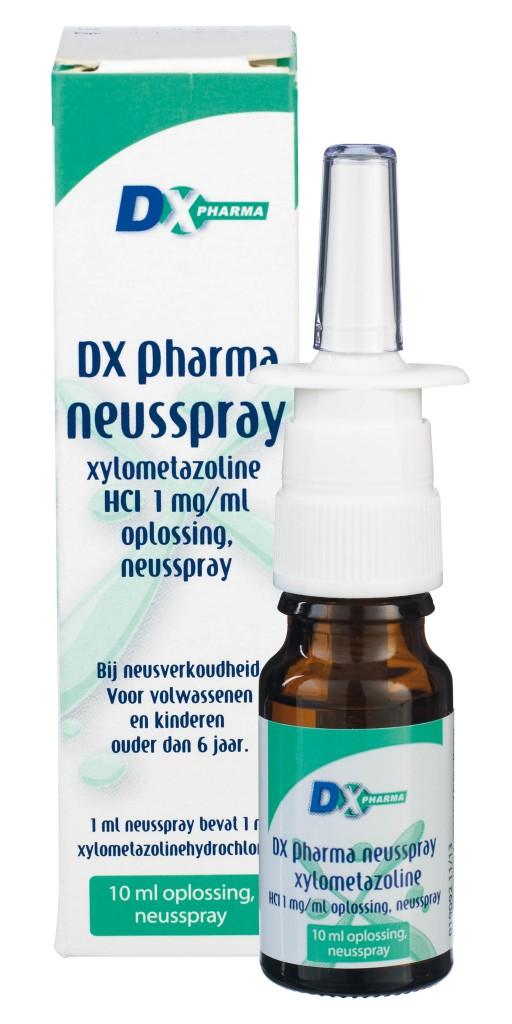 Dirx Drogist - DX Pharma neusspray