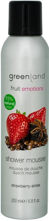 Greenland Fruit Emotions Shower Mousse