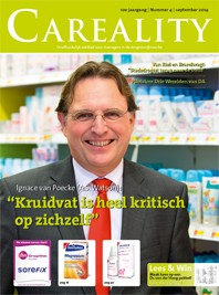 Careality nummer 4 2014 Cover