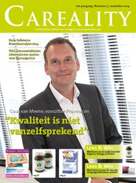 Careality nummer 5 2014 Cover