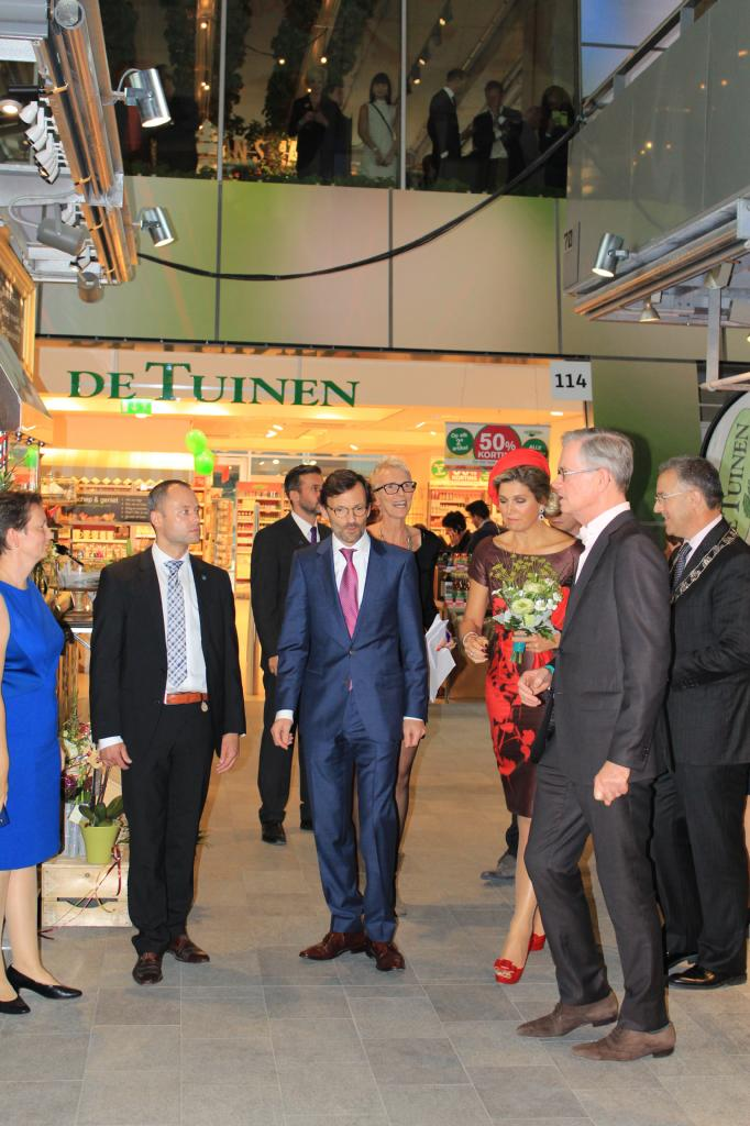 De tuinen opent 1000ste winkel van nbty europe in markthal for De tuinen rotterdam