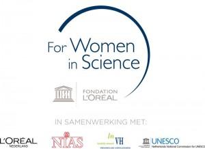 LÓréal for Women in Science logo 2014