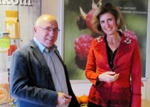 Valk Software - Natudis, Karin Valk en Pieter Tent