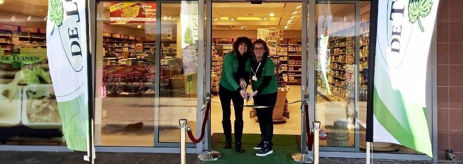 De tuinen opent 150ste winkel in rotterdam hesseplaats for De tuinen rotterdam