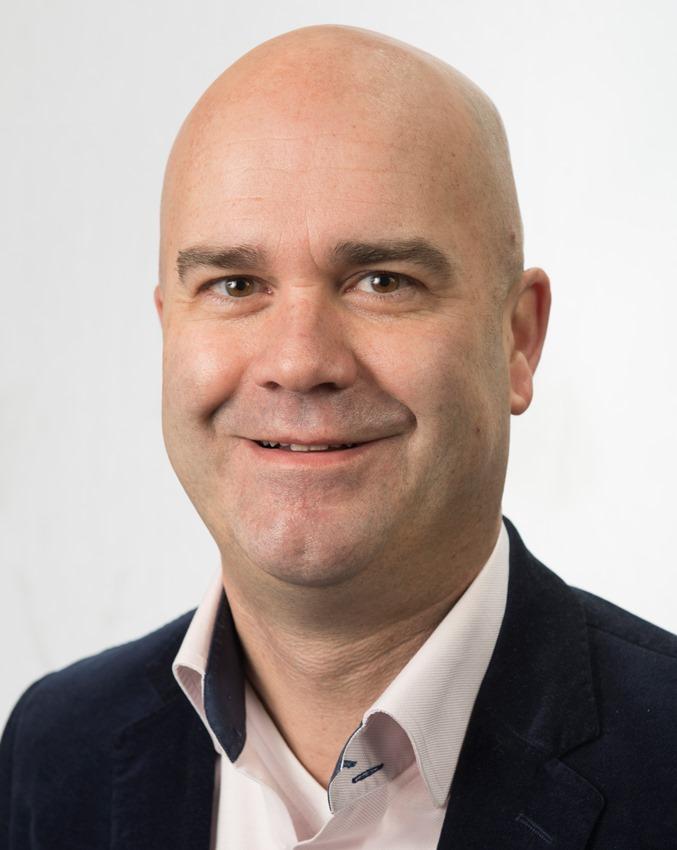 Aurobindo Jeroen Wolfrat, head of retail commerce Netherlands