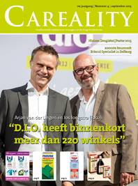 Careality nummer 4 2015 Cover