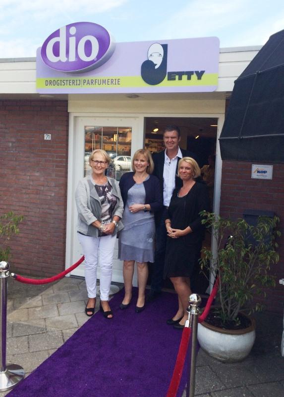 Faco DIO Jetty te Herwijnen 200ste winkel