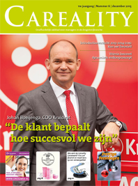 Careality nummer 6 2015 Cover