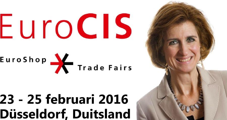 EuroCis Messe Düsseldorf - Karin Valk 2016 - kopie