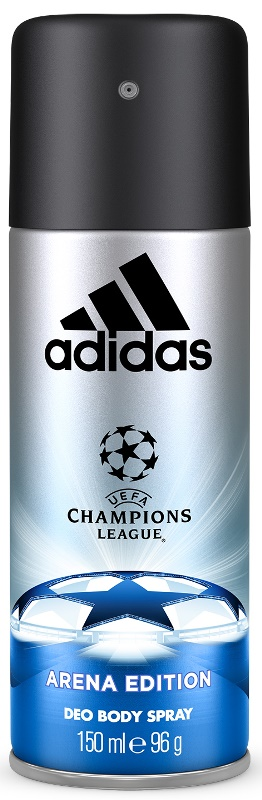 Coty adidas UEFA 2016-2017 Arena edition - Deo Body Spray 150ml